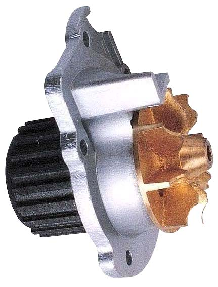 S-107 TATA Vehicle Water Pump Assemblies Supplier India |